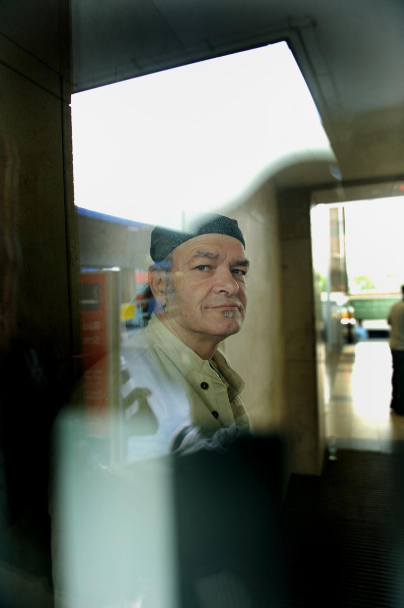 Walter «Walo» Nowak. Foto: Heribert Corn